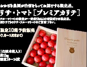 リサ・トマト プレミアカリテ