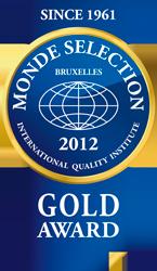 モンドセレクション2012ロゴ