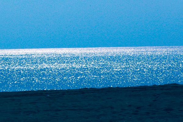 高知県春野町の海